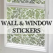 Wall and Window Stickers