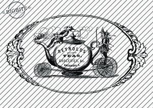 Secondary Icon of editable vector image: reynolds teas