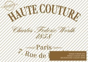 Secondary icon for Haute Couture Hi-Res Image