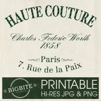 Main icon for Haute Couture Hi-Res Image